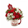The FTD® Believe™ Mug Bouquet by Hallmark 2016 standard
