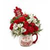 The FTD® Believe™ Mug Bouquet by Hallmark 2016