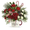 Send a Hug North Pole Cafe Mug by Teleflora 2020 standard