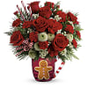Send A Hug Winter Sips Bouquet by Teleflora premium