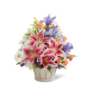 The FTD® Wondrous Nature™ Bouquet deluxe