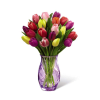 The FTD® Spring Tulip Bouquet 2017 deluxe