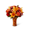 The FTD® Autumn Splendor® Bouquet standard