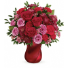 Teleflora's Mad Crush Bouquet deluxe