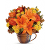 Teleflora's Fall Mystique Bouquet deluxe