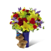The FTD® Big Hug® Birthday Bouquet premium