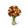 The FTD® Golden Autumn™ Bouquet standard