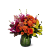 The FTD® Beyond Brilliant™ Luxury Bouquet deluxe