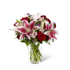 ​The FTD® High Style Bouquet standard