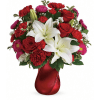 Teleflora's Always There Bouquet premium