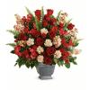 Teleflora's Bold Tribute Bouquet deluxe