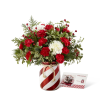 The FTD® Holiday Wishes™ Bouquet by Better Homes & Gardens® standard