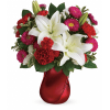 Teleflora's Always There Bouquet standard
