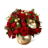 The FTD® Holiday Delights™ Bouquet 2016 deluxe