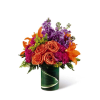 The FTD® Sunset Sweetness™ Bouquet premium