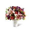 The FTD® California Chic™ Bouquet for Kathy Ireland Home premium