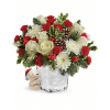 Send a Hug® Bear Buddy Bouquet by Teleflora premium