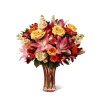 The FTD® Touch of Spring® Bouquet 2017 deluxe