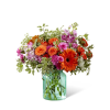 The FTD® Aqua Escape™ Bouquet by Better Homes and Gardens® deluxe