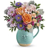Busy Bee Pitcher Bouquet standard