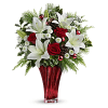 Teleflora's Wondrous Winter Bouquet standard