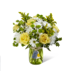 The FTD® Hello Sun™ Bouquet premium