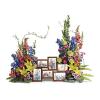 Teleflora's Loving Farewell Photo Tribute Bouquet premium