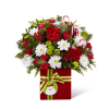 The FTD® Holiday Cheer™ Bouquet 2016 deluxe
