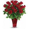 Teleflora's Legendary Love Bouquet deluxe