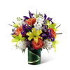 The FTD® Sunlit Wishes™ Bouquet premium
