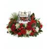 Thomas Kinkade's Family Tree Bouquet deluxe