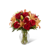 The FTD® Fall Fire™ Bouquet premium