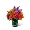 The FTD® Sunset Sweetness™ Bouquet deluxe