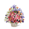 The FTD® Wondrous Nature™ Bouquet premium