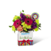 The FTD® Birthday Brights™ Bouquet standard