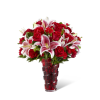 The FTD® Lasting Romance® Bouquet  premium