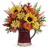 Teleflora's Bounty Of Blooms Bouquet standard