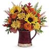 Teleflora's Bounty Of Blooms Bouquet standard