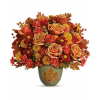 Teleflora's Heart Of Fall Bouquet premium