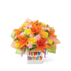 The FTD® Birthday Celebration™ Bouquet premium