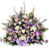 Love's Twilight Sympathy Basket™ premium