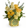 Teleflora's Shimmer Of Thanks Bouquet standard
