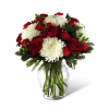 The FTD® Holiday Enchantment™ Bouquet premium