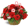 Basket Full of Christmastime deluxe
