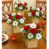 Colors of Christmas Centerpiece premium