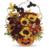 Teleflora's Trick & Treat Bouquet premium
