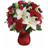 Teleflora's Always There Bouquet deluxe