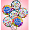 Air-Rangement® - Birthday Mylar Balloons standard