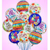 Air-Rangement® - Get Well Mylar Balloons deluxe