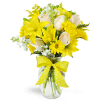 Smile a Mile Daisy Vase™ premium